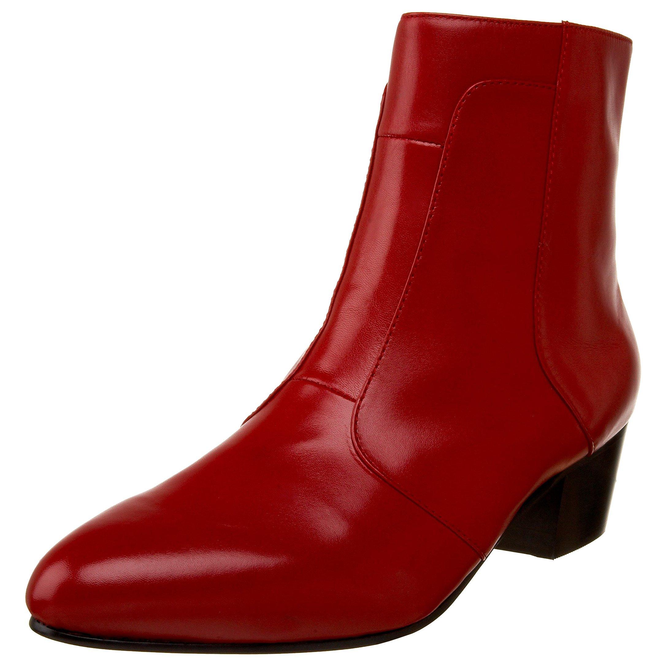 Giorgio Brutini Men's 805750 Boot,Red,10.5 M US