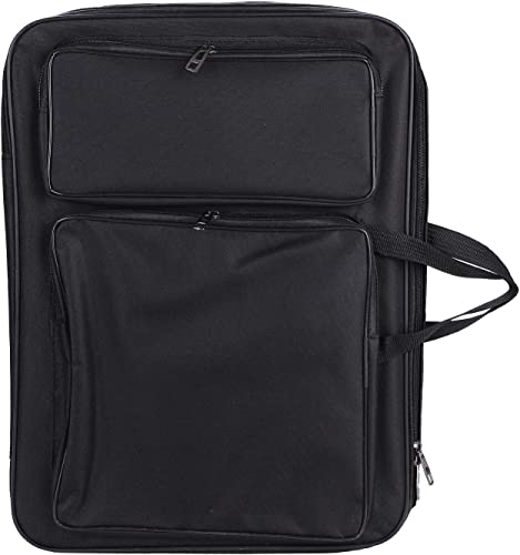 LONTG Water-Resistant Art Portfolio Carry Case Backpack
