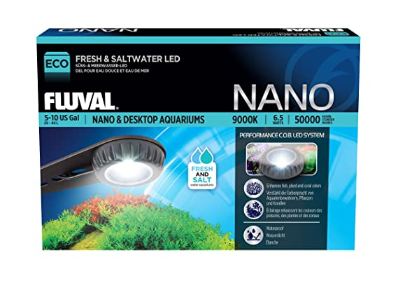 Amazon.com : Fluval Eco Nano Led Lamp : Pet Supplies