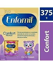 Fórmula Láctea Infantil con Proteína Parcialmente Hidrolizada, Enfamil Confort Premium Para Lactantes de 0 a 12 meses, Lata de 375 gramos