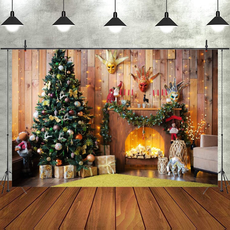 Weihnachten Fotografie Hintergrund 2 1 X 1 5m Kamera