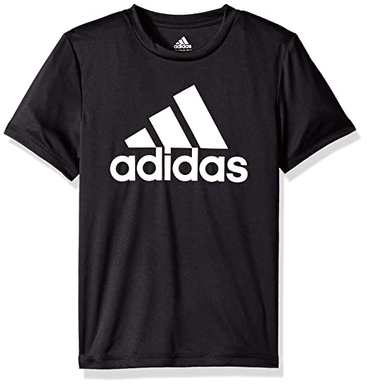 Adidas Big Clima Playera Deportiva para niños  Amazon.com.mx  Ropa ... 2133f644691bb