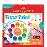 Faber-Castell Do Art Fizzy Paint, Mix and Make Watercolor Kit for Kids