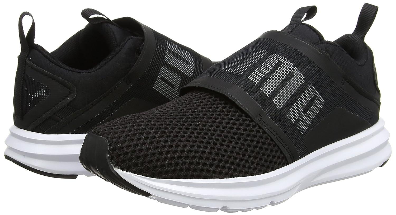 b2a6e952360c5f Puma Women s Enzo Strap WN s Black Running Shoes-3 UK India (35.5 EU)  (19002701)  Amazon.in  Shoes   Handbags