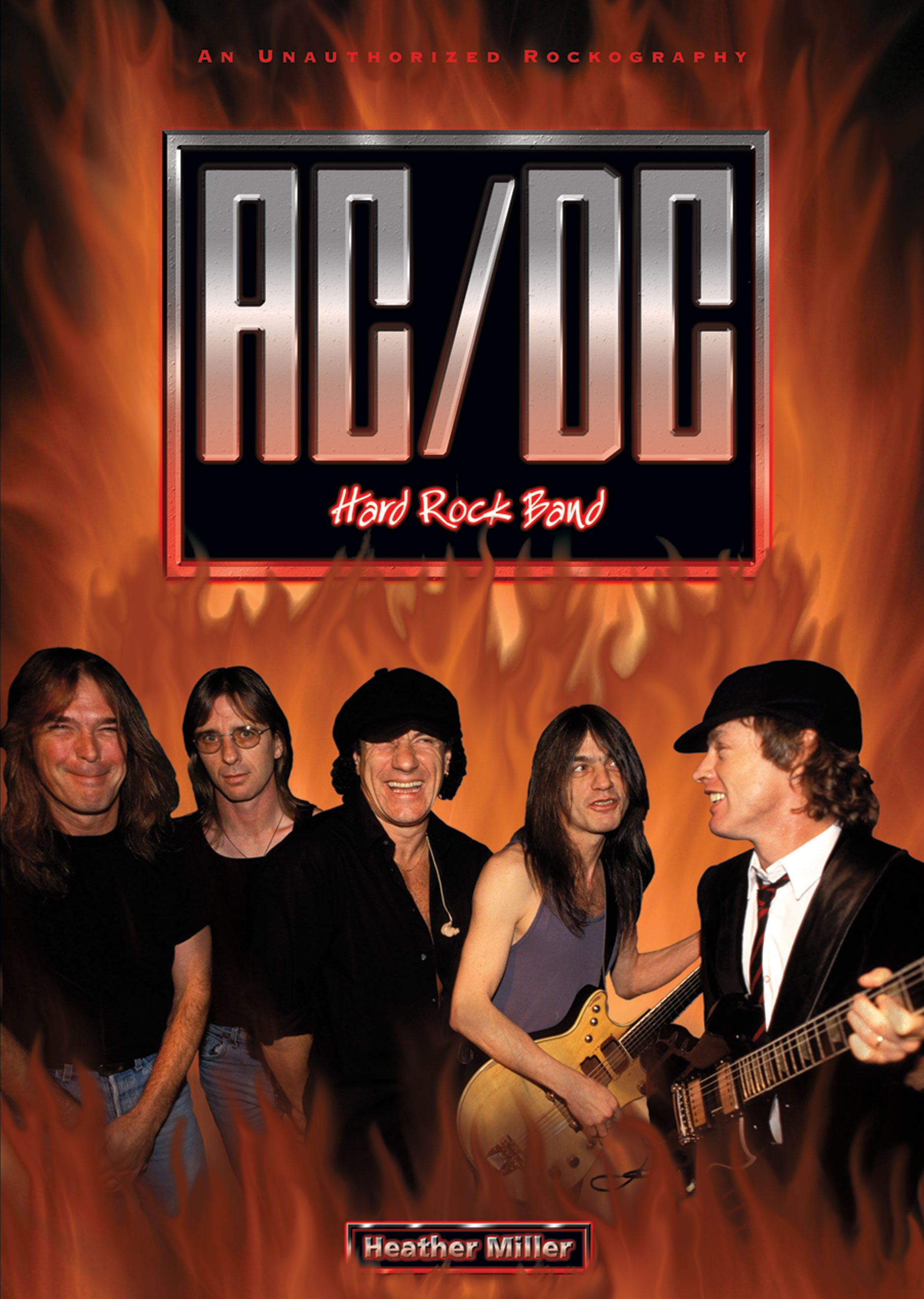 AC/DC: Hard Rock Band (Rebels of Rock)