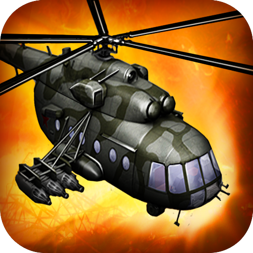 Helicopter Mission 3D