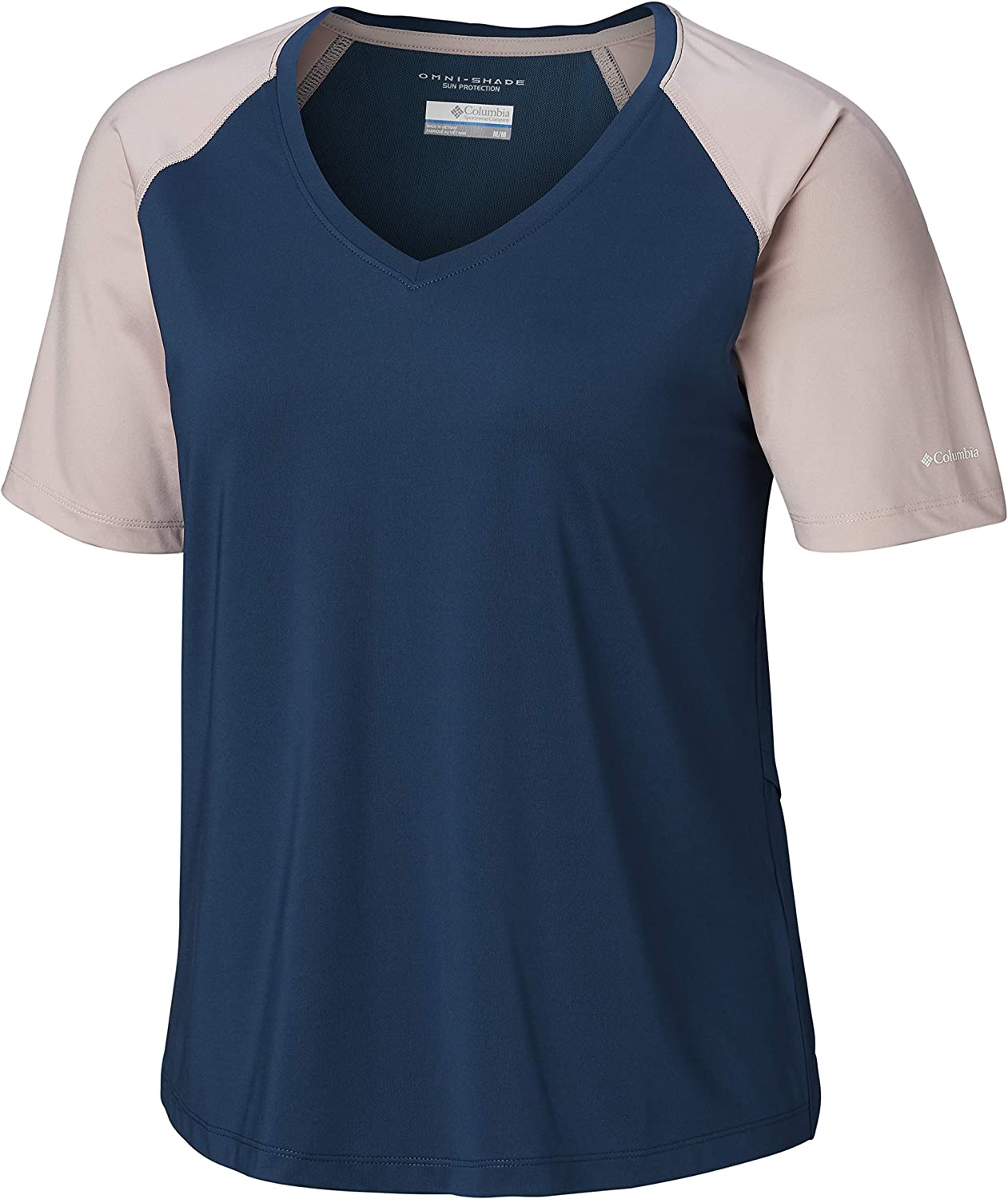 Columbia Women's Extended Sandy Trail Short Sleeve