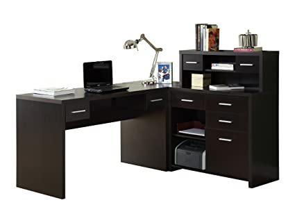 L shaped home office desk Modern Style Image Unavailable Image Not Available For Color Monarch Specialties Hollowcore Lshaped Home Office Desk Amazoncom Amazoncom Monarch Specialties Hollowcore Lshaped Home Office