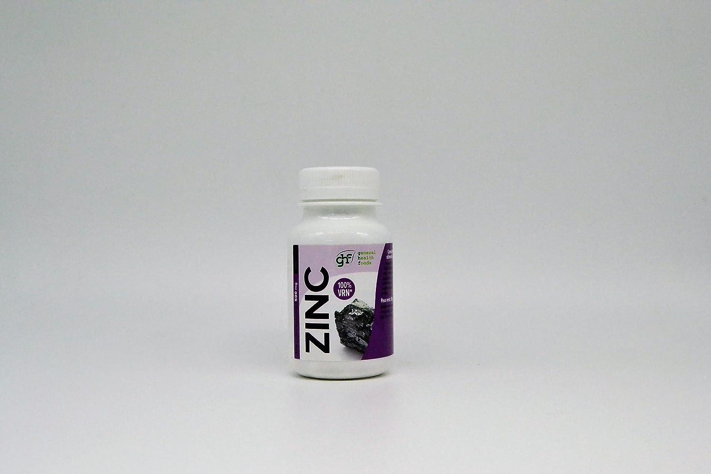 GHF - GHF Zinc 100 comprimidos 500mg: Amazon.es: Salud y cuidado personal