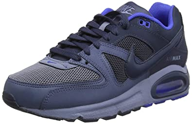 reputable site 0ba31 538b4 Nike Air Max Command, Chaussures de Gymnastique Homme, Gris (Ashen  Slate Thunder