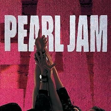 pearl jam cd  Pearl Jam - Ten -  Music