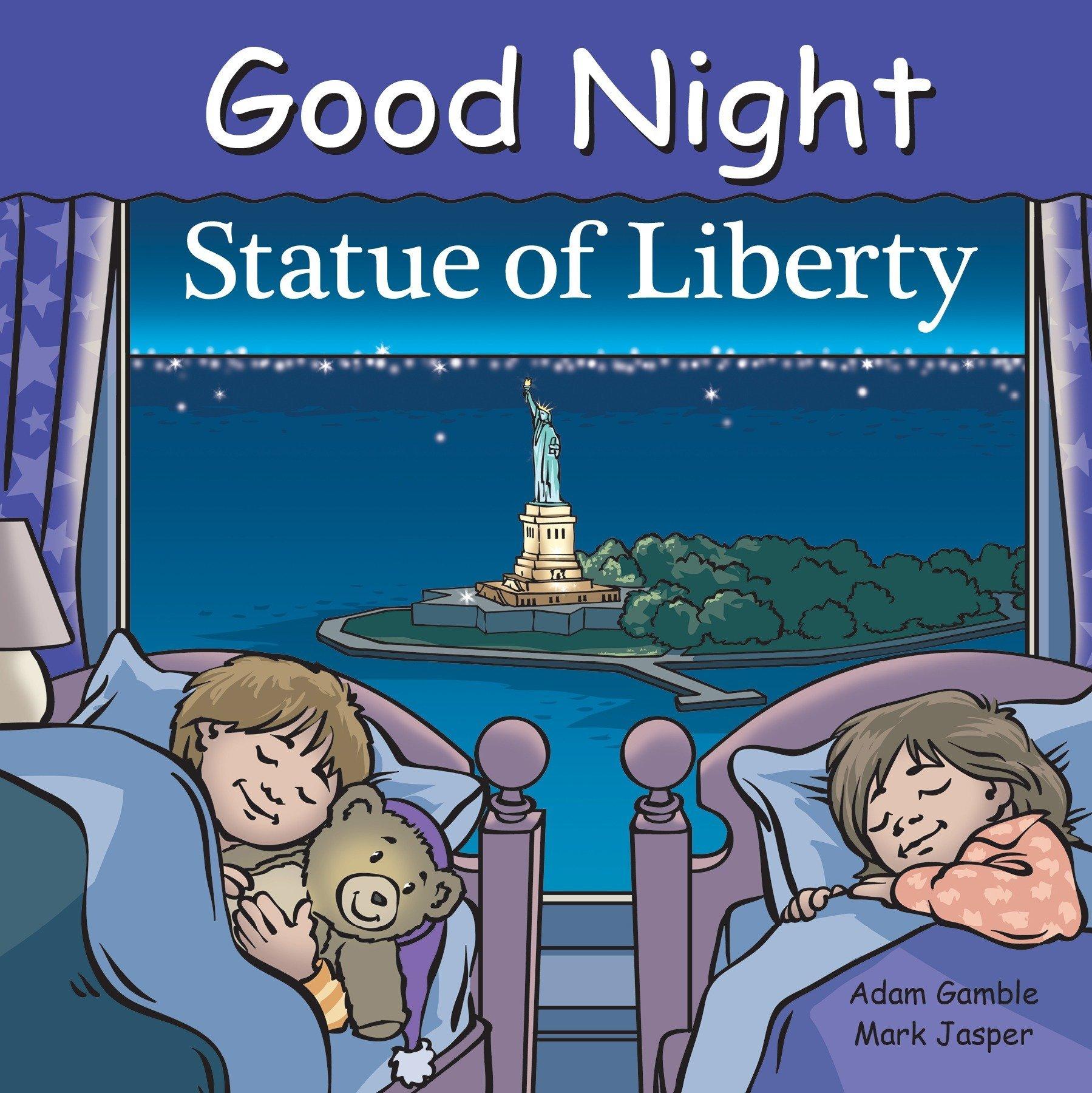 Download Good Night Statue of Liberty (Good Night Our World) pdf epub