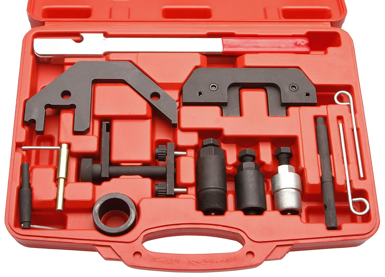 Motoreinstellwerkzeug Set Motor einstellen Nockenwelle Kettenspanner Otger Lensker