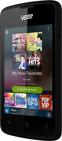 Yezz Andy 3 5EI3 Smartphone Desbloqueado 3G (Pantalla: 3,5 Pulgadas: Amazon.es: Electrónica