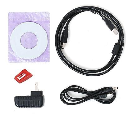 Amazon.com: Cable de alimentación para Record Player: Home ...