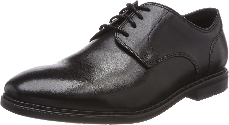 TALLA 41.5 EU. Clarks Banbury Lace, Zapatos de Cordones Derby para Hombre