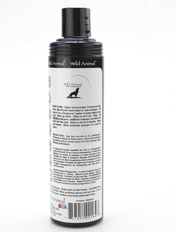 Amazon.com: Wild Animal Wild Thang Shampoo 50:1, 11.7 fl. oz.: Pet Supplies