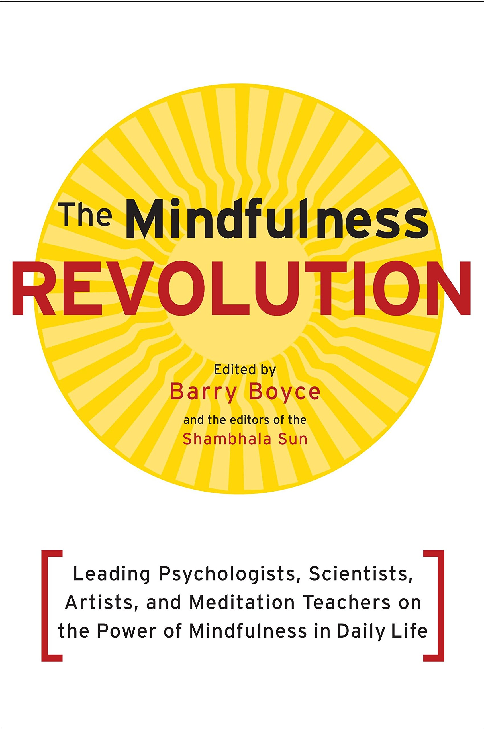 Free Talk On Mindfulness Practice For >> The Mindfulness Revolution Leading Psychologists Scientists