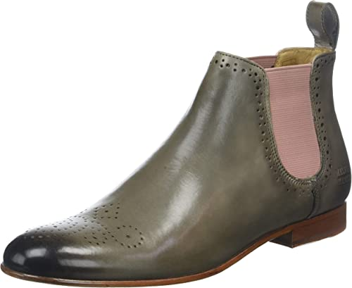 plus près de prix imbattable 2019 authentique Melvin & Hamilton Sally 16, Chelsea Boots Femme