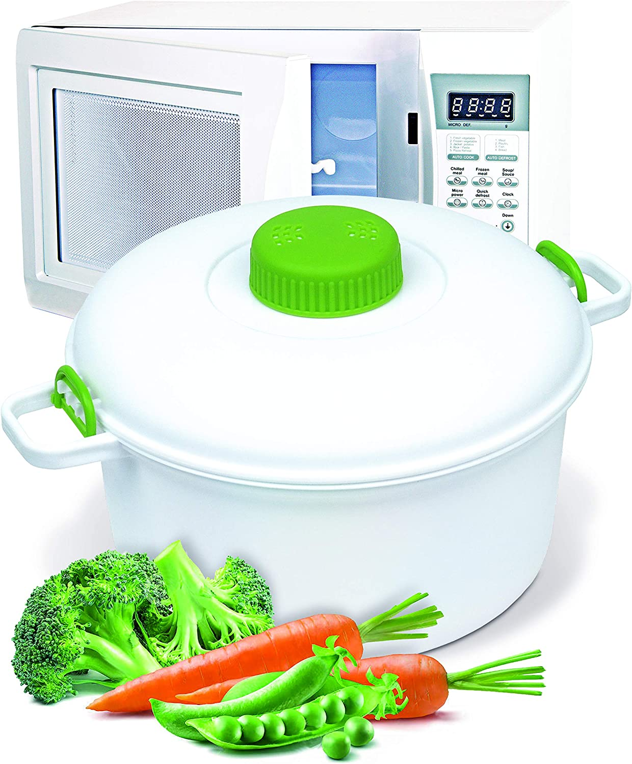 Pressure Cookers Microwave it Pressure Cooker 27 x 21 x 15 cm ...