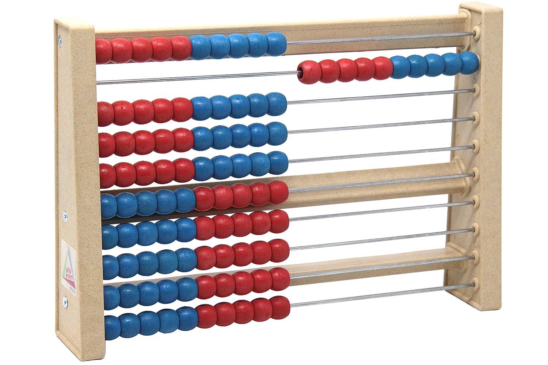 WISSNER- Marco de cálculo, Multicolor (1)