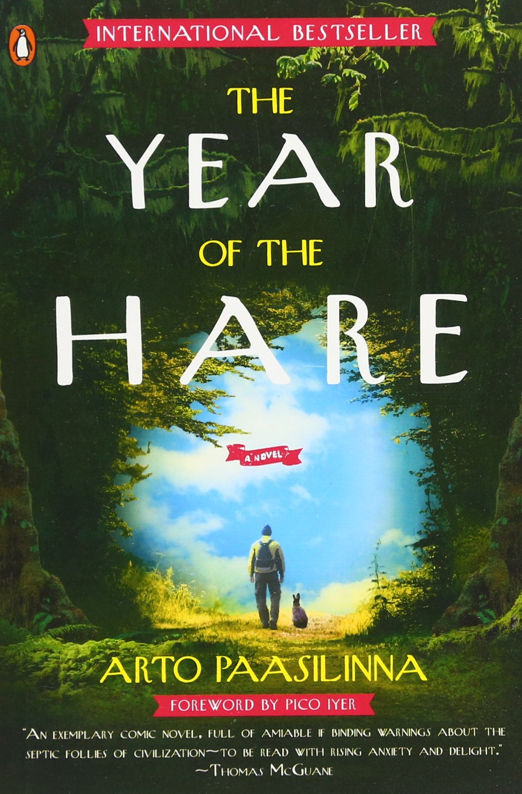 Year of the Hare -- Arto Paasilinna
