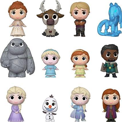 Funko- Mystery Mini Cajita misteriosa, incluye algún personaje de Frozen 2, Multicolor (40908) , color/modelo surtido: Amazon.es: Juguetes y juegos