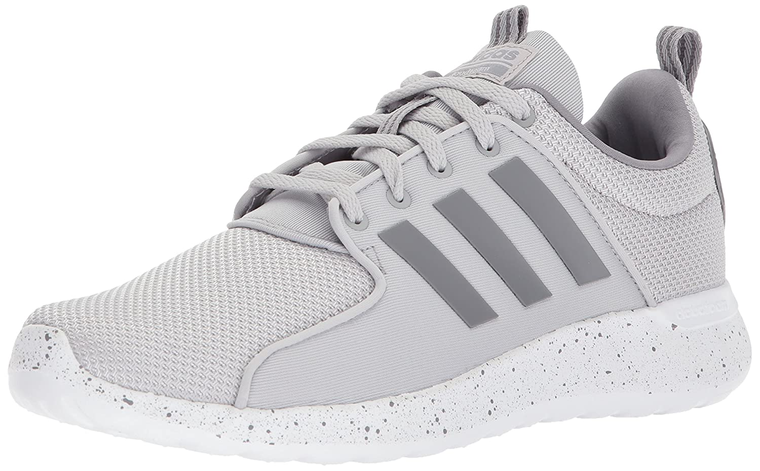 online store 0844e 1c1fb Adidas Mens CF Lite Racer Running Shoes Grey Two Grey Three White Online  Shop
