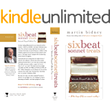 Six Beat Sonnet Treats: Intricate, Elegant Gifts for You