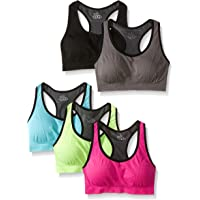 335af4f64afca MIRITY Women Racerback Sports Bras - High Impact Workout Gym Activewear Bra