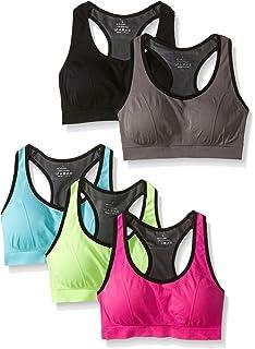 e07a19874904b MIRITY Women Racerback Sports Bras - High Impact Workout Gym Activewear Bra