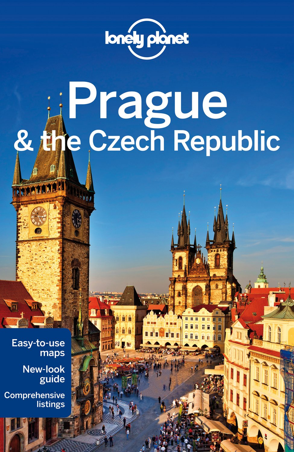 Download Lonely Planet Prague & the Czech Republic (Travel Guide) ebook