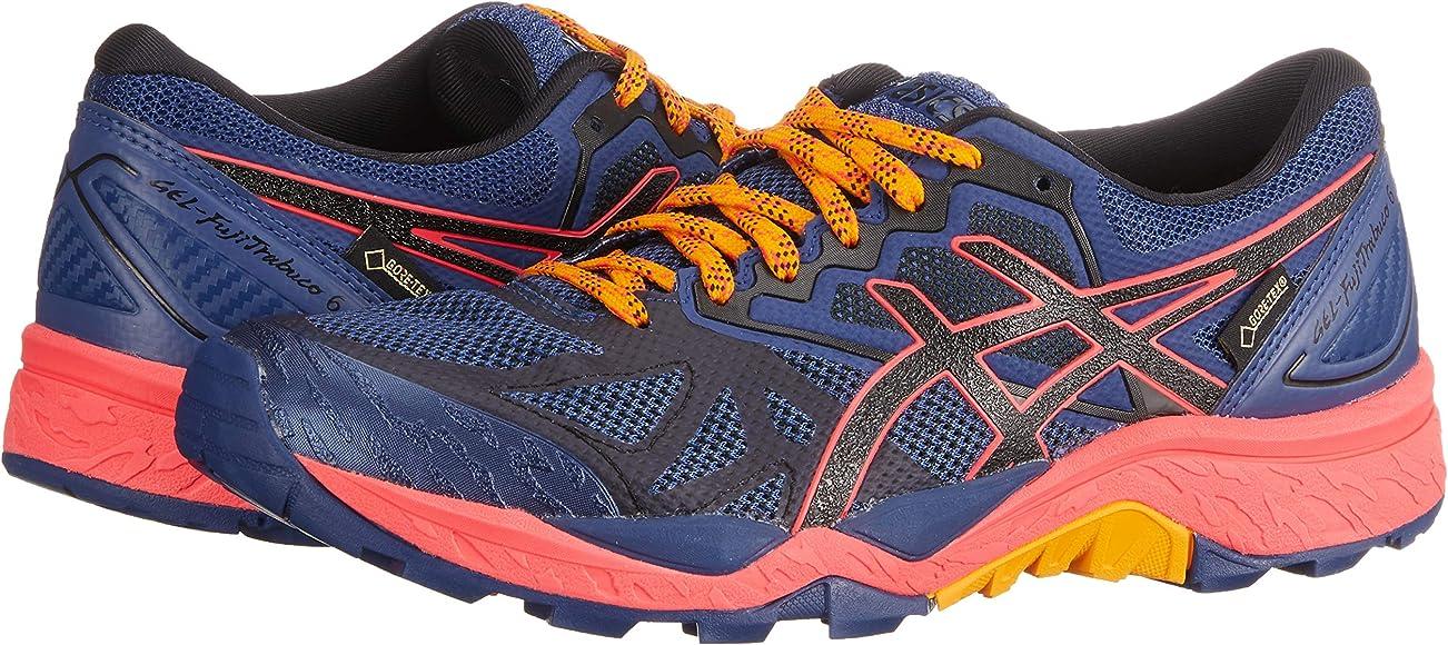 Asics Traillaufschuh Gel-Fujitrabuco 6 G-TX, Zapatillas de Running ...