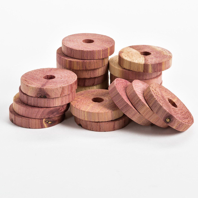 neatfreak! Cedar Rings - 20 Pieces