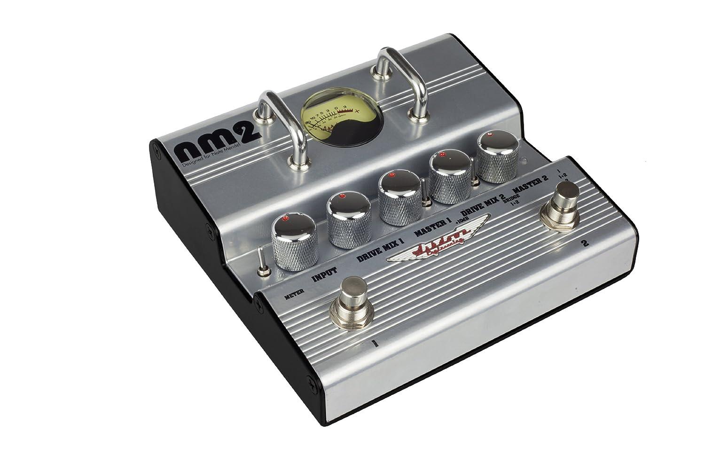 ASHDOWN nm-2Bass Overdrive Pedal Ashdown Music NM2-DOUBLE-DRIVE