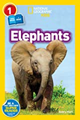 National Geographic Readers: Elephants Kindle Edition