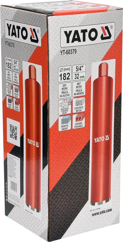 16 kg Yato Rojo