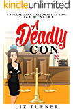 A Deadly Con: A Jolene Park-Attorney At Law, Cozy Mystery