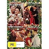 Lifetime Christmas 4 Film Collection (Christmas Unleashed / A Very Vintage Christmas / Sweet Mountain Christmas / Christmas P