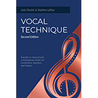 Vocal Technique: A Guide to Classical and Contemporary Styles for Conductors, Teachers, and Singers book cover