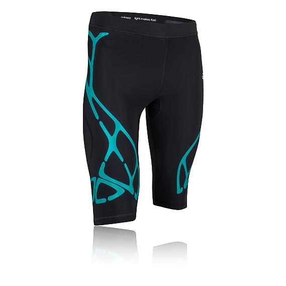 9f50619654bdf adidas Adizero SprintWeb Womens Short Running Tights Black: Amazon.co.uk:  Clothing