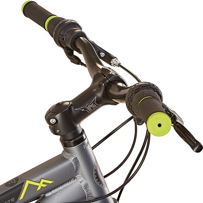 Prophete Unisex/ anthrazit Erwachsene Graveler 20.BSM.10 Mountain-Bike 27,5 Fahrrad RH 48