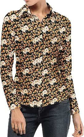 PURO ARTE Camisa Mujer Liverpool Talla S : Amazon.es: Ropa
