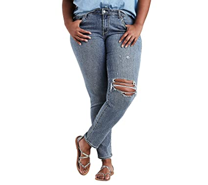 f42d4ed3c96a Image Unavailable. Image not available for. Color: Levi's Women's Plus-Size  711 Skinny ...