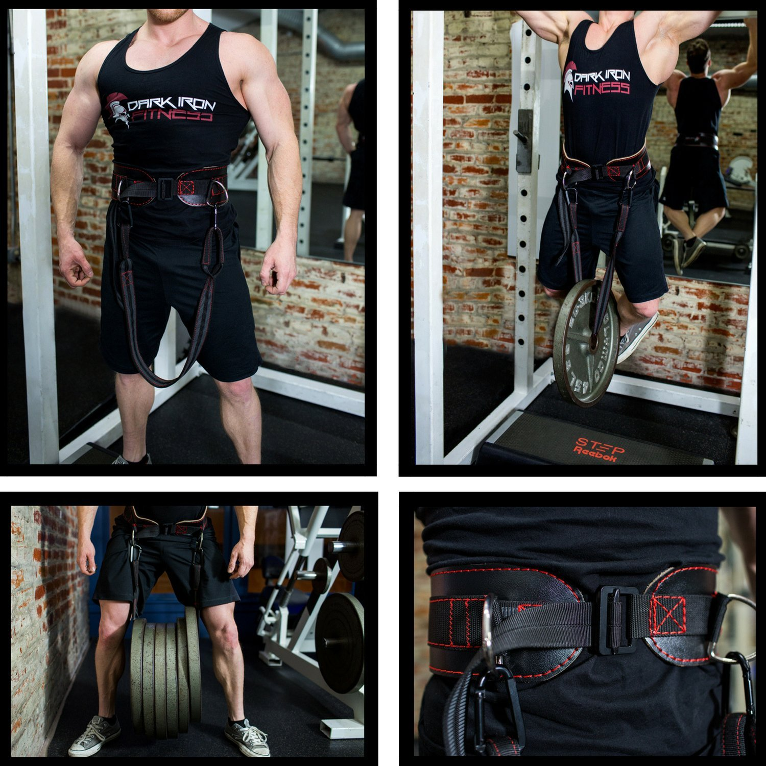 Accessories to Help Perfect Your Squats - Dark Iron Fitness Dip Belt