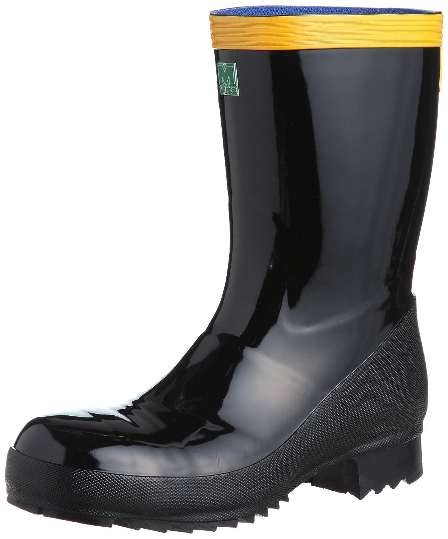 [ミドリ安全] 安全靴 長靴 921T 静電 B002Q89CSU 24.0 cm|ブラック ブラック 24.0 cm