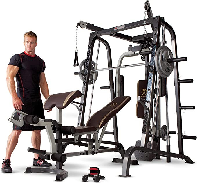 Marcy Smith Cage Machines Review – For Body Workout