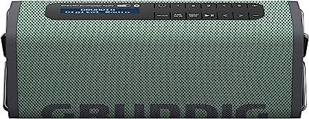 Grundig Gbt Bluetooth Speaker Mp3 Hifi