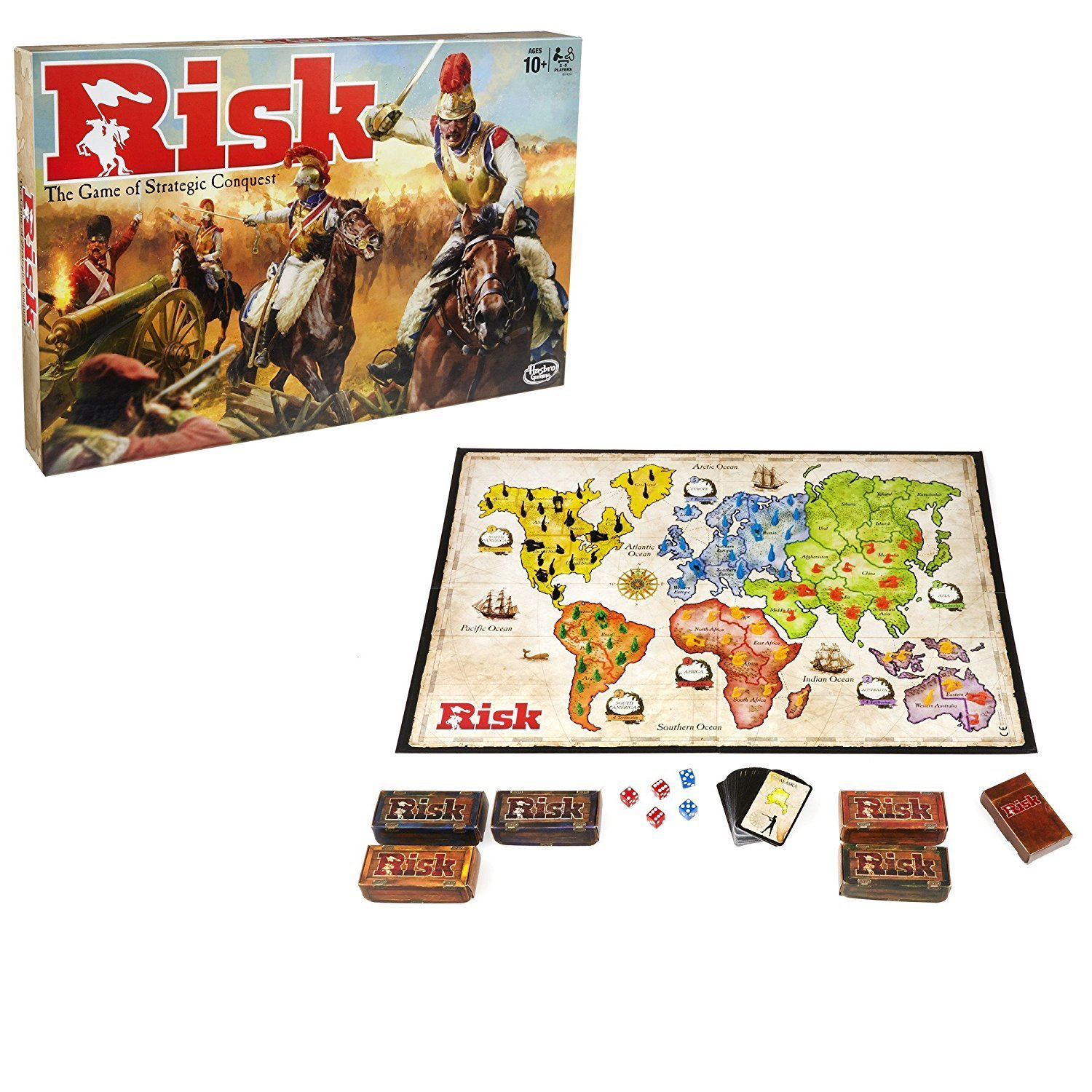 Buy Risk Game Online at Low Prices in India - Amazon.in