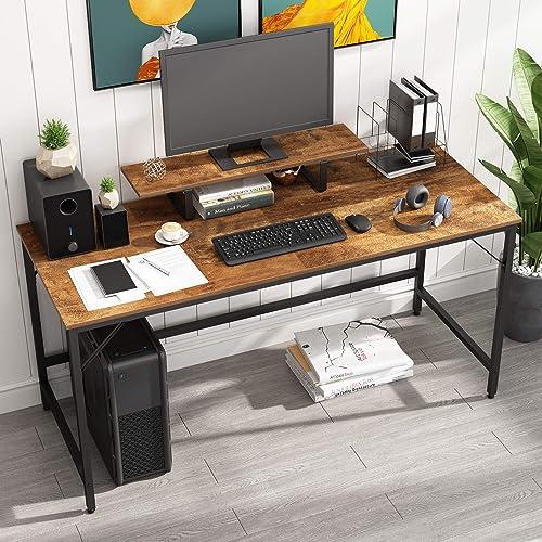 MEGAFUTURE Computer Desk,Laptop Table